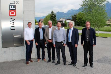"David Fussenegger Altach land vorarlberg - presse - ""textilproduktion hat am altacher"