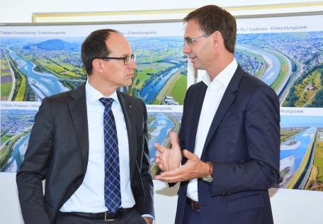 Land Vorarlberg - Presse
