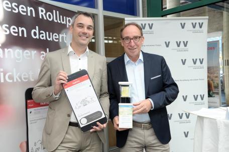 Land Vorarlberg - Presse - FAIRTIQ vmobil – die einfachste